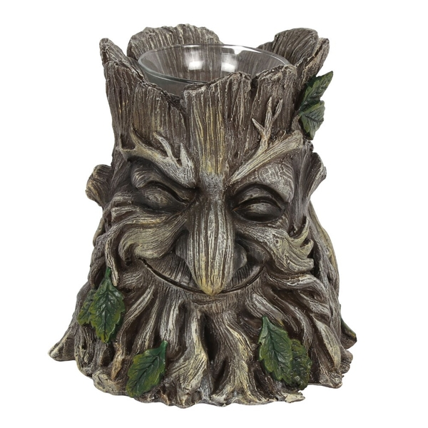 Man of The Wood Candle Holder