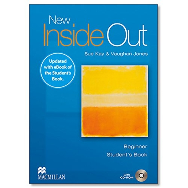 New Inside Out Beginner + eBook Student's Pack  Mixed media product 2016