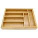 Bamboo Extending Cutlery Drawer | M&W - Image 8
