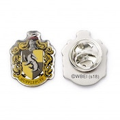 Hufflepuff Crest Pin Badge