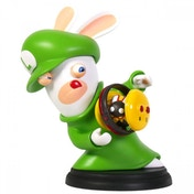 "Mario & Rabbids Kingdom Battle Rabbid Luigi 6"" Figure"