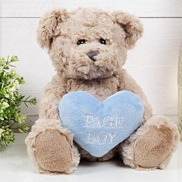 Page Boy Teddy Bear(One Random Supplied)