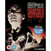 Dracula Prince Of Darkness (Double Play) Blu-ray