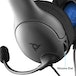 PDP LVL40 Wired Stereo Headset Grey for PS4 - Image 3