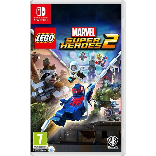 Lego Marvel Superheroes 2 Nintendo Switch Game - Image 1