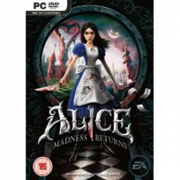 Alice Madness Returns Game PC