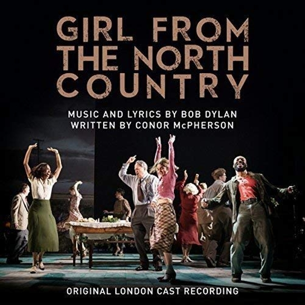 Girl From The North Country Soundtrack OST CD