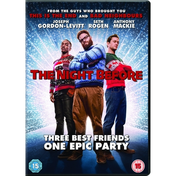 The Night Before DVD