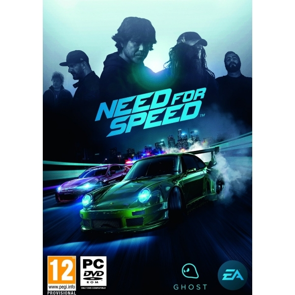 Need For Speed PC Game [2015]