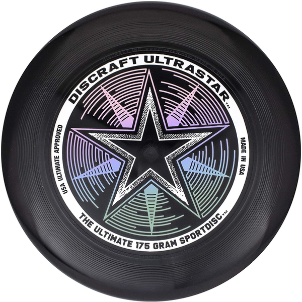 Black Ultrastar Discraft Disc