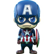 Hot Toys Captain America Vinyl Collectible Cosbaby