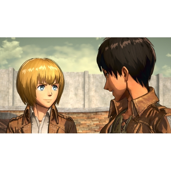 Attack On Titan (A.O.T) Wings Of Freedom Xbox One Game