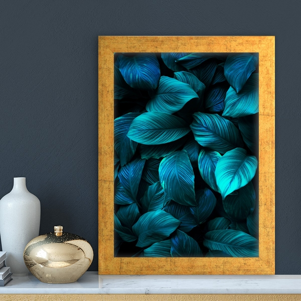 AC1458117611 Multicolor Decorative Framed MDF Painting