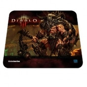 SteelSeries QcK Gaming Surface Diablo III Barbarian Edition PC