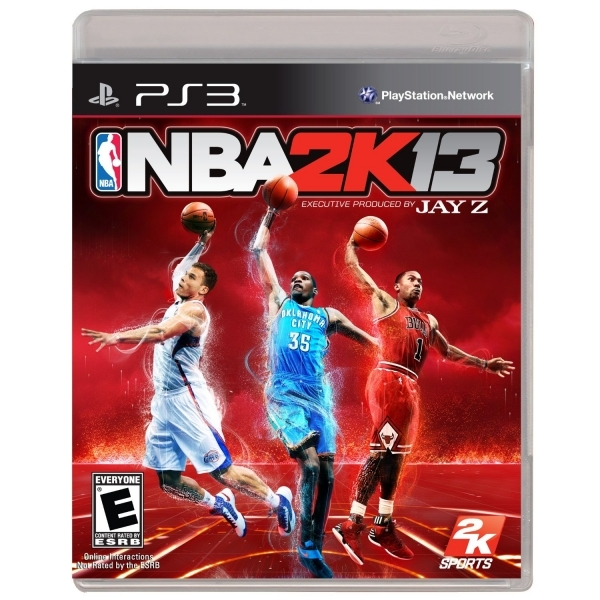 NBA 2K13 Game PS3 (#)