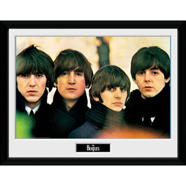 The Beatles For Sale Framed 16x12 Photographic Print
