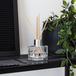 50ml Glass Reed Oil Diffuser Bottles - Set of 4 | M&W - Image 4