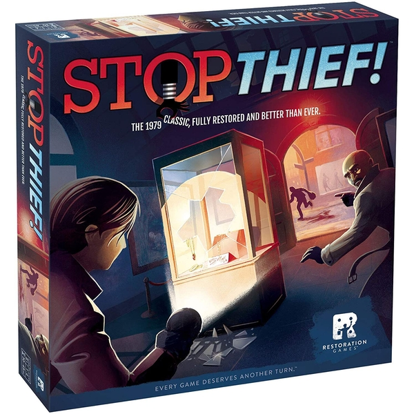 Stop Thief! 2nd Edition Board Game