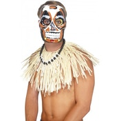 Voodoo Warrior Mask