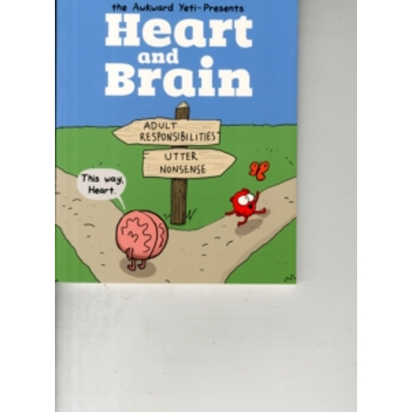 Heart and Brain : An Awkward Yeti Collection : 1