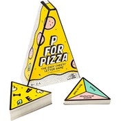 P for Pizza: The Easy Cheesy Family Word Game