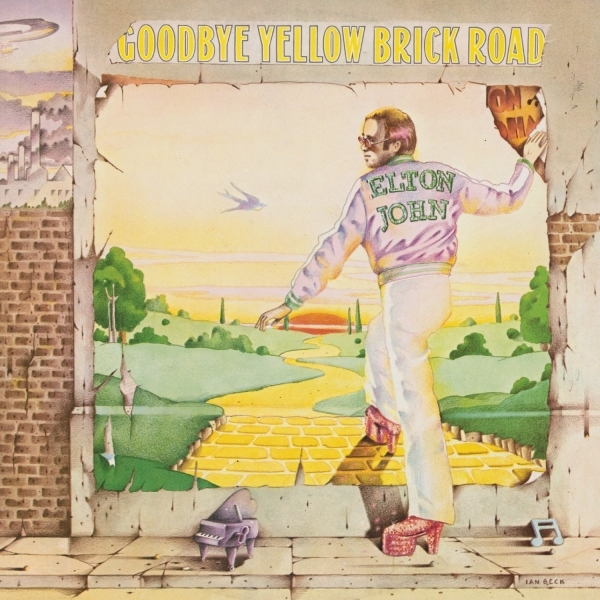 Elton John - Goodbye Yellowbrick Road CD