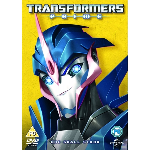 Transformers - Prime: Season One - One Shall Stand DVD