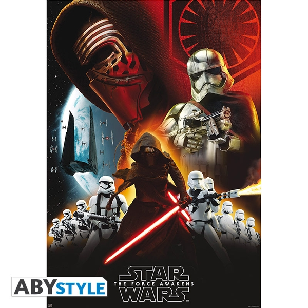 Star Wars - First Order Group Maxi Poster
