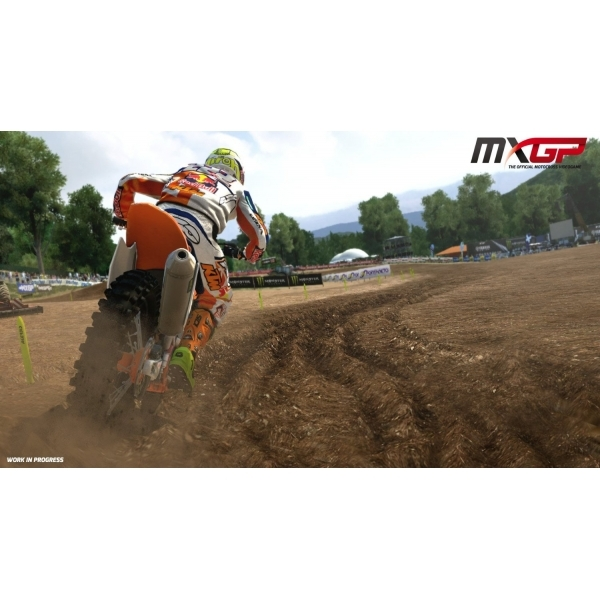 MXGP The Official Motocross Videogame Xbox 360 Game - Image 3