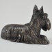 Scottie Dog Cold Cast Bronze Sculpture 8cm - Image 2