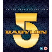 Babylon 5 The Complete Collection   The Lost Tales DVD