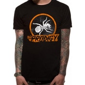 The Prodigy Ant Unisex Large T-Shirt - Black