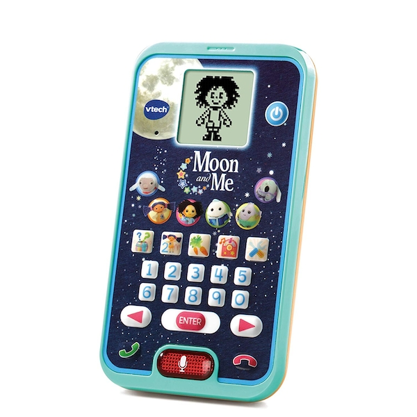 VTech Moon & Me Call & Learn Phone - Image 1