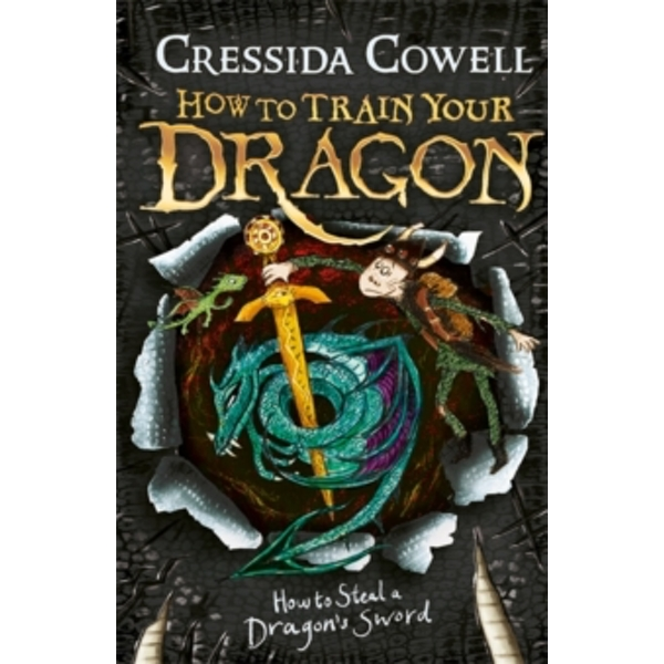 How to Train Your Dragon: How to Steal a Dragon's Sword : Book 9