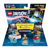 Ghostbusters LEGO Dimensions Level Pack