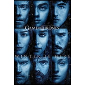 Game Of Thrones - Winter is Here Maxi Poster