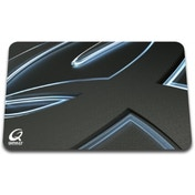 QPAD CT Hybratek Coated Cloth Gaming Mouse Pad, Small, Black, 4mm 3807