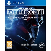 Star Wars Battlefront II Elite Trooper Deluxe Edition PS4 Game