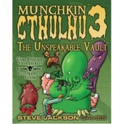 Munchkin Cthulhu 3 The Unspeakable Vault Board Game
