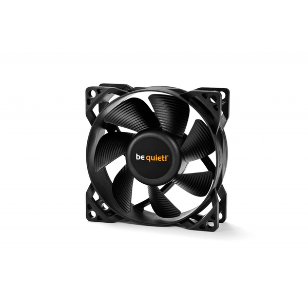 Be Quiet! BL037 Pure Wings 2 PWM Case Fan, 8cm, Rifle Bearing