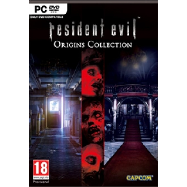 Resident Evil Origins Collection PC Game