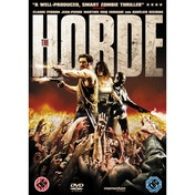The Horde DVD