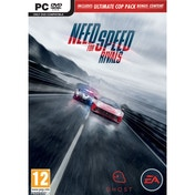 Need for Speed Rivals Limited Edition (Ultimate Cop Pack DLC) Game PC