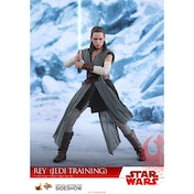 Rey Jedi Training (Star Wars Episode VIII) Hot Toys Figure