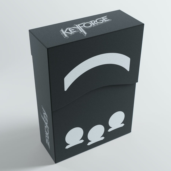 Keyforge Aries Deck Box - Black