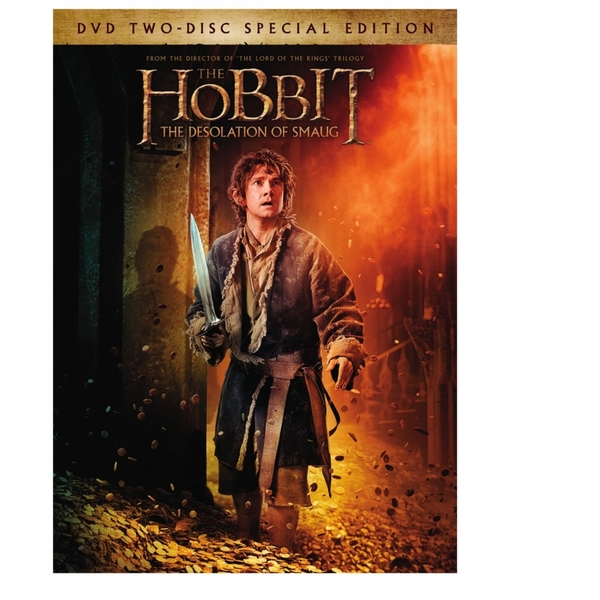 The Hobbit: The Desolation of Smaug Two-Disc Special Edition DVD