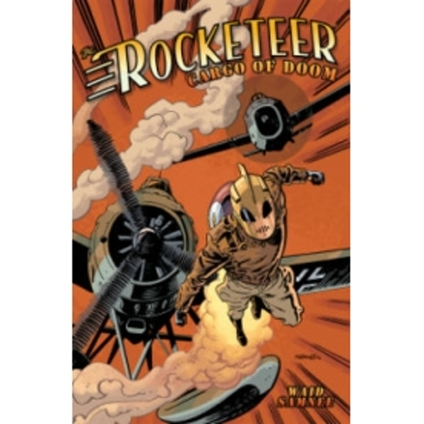 Rocketeer Cargo Of Doom by Mark Waid (Hardback, 2013)