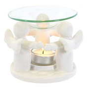 White Angel Oil Burner