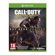 Call Of Duty Advanced Warfare Day Zero Edition Xbox One Game