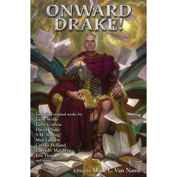 Onward Drake! Hardcover